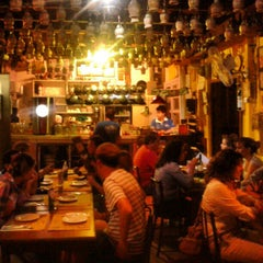 Photo taken at Cantina do Délio by JORGE P. on 12/28/2012