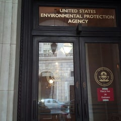 Photo taken at U.S. Environmental Protection Agency (EPA) by Becky on 3/15/2013
