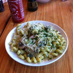 Photo taken at Noodles & Company by Khaled on 10/17/2012