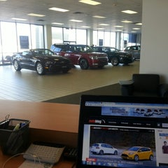 Photo taken at Lebanon Ford by Alex C. on 11/23/2012