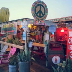 Photo taken at Two Hippies Beach House by Scotty on 6/7/2013