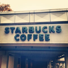 Photo taken at Starbucks by Myron B. on 1/26/2013