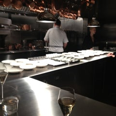 Photo taken at Chef's Table At Brooklyn Fare by Scott on 11/30/2012