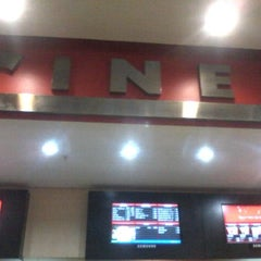 Photo taken at Cinemark by Marcia A. on 2/26/2012