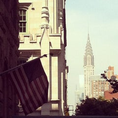 Photo taken at Gramercy Park Hotel by Pavlo G. on 7/26/2012