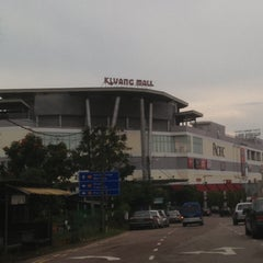 Photo taken at Kluang Mall by Fifie Rashid on 5/5/2013
