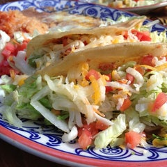 Photo taken at Pancho's Restaurant by JeffStrauss B. on 10/25/2012