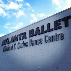 Photo taken at Michael C. Carlos Dance Centre - Atlanta Ballet by Atlanta B. on 7/15/2013