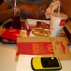 Photo taken at McDonald's by Angga C. on 3/12/2013