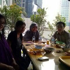 Photo taken at Kantin Mega Kuningan by Hery W. on 12/6/2012