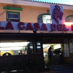 Photo taken at La Casa del Llano by Hector C. on 10/2/2012