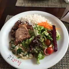 Photo taken at Luar Vile Restaurante by Kátia C. on 6/18/2015