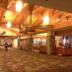 Photo taken at Bozeman Yellowstone International Airport (BZN) by Christina B. on 10/8/2012