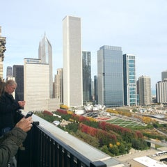 Photo taken at Cliff Dwellers Club by Morgan on 10/19/2014