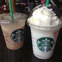 Photo taken at Starbucks by Gül A. on 7/8/2013