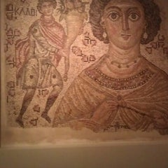 Photo taken at Byzantium and Islam: Age of Transition @ The Met by kos42 on 11/29/2012