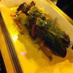 Photo taken at Barbuzzo Mediterranean Kitchen & Bar by Van C. on 11/11/2012
