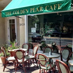 Photo taken at The Golden Pear Cafe by Daniel Costa d. on 7/15/2013