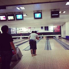 Photo taken at Strike Bowling Park by Yury C. on 1/30/2013