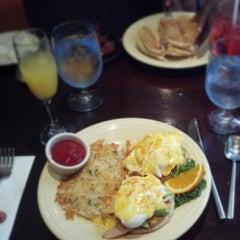Photo taken at Margaux Restaurant by Brandy T. on 8/25/2013