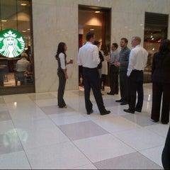 Photo taken at Starbucks by Amanda W. on 11/1/2012