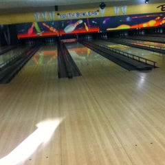 Photo taken at Bowlero Lanes by Vane C. on 7/9/2013