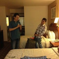 Photo taken at Cortona Inn & Suites by Ricardo P. on 2/5/2013
