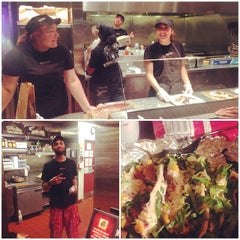 Photo taken at Chipotle Mexican Grill by Deejay O. on 8/19/2014