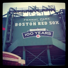 Photo taken at Fenway Park by うた ま. on 7/19/2013