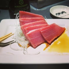 Photo taken at Mikuni by Mark B. on 1/5/2013