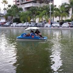 Photo taken at Atracciones El Lago by Delffin P. on 1/6/2014