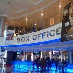 Photo taken at Golden Screen Cinemas (GSC) by Anonimursi S. on 12/14/2012