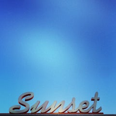 Photo taken at Nick on Sunset by Bobby Berk on 6/15/2013