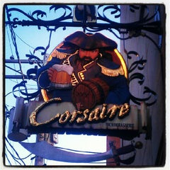 Photo taken at Corsaire Microbrasserie by Fred V. on 9/28/2012