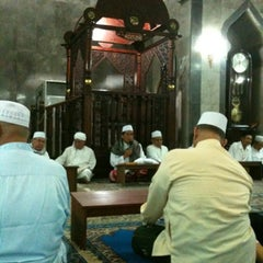 Photo taken at masjid al ibadah by You on 9/28/2012