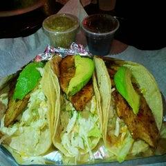 Photo taken at Bodegas Taco Shop by Cristian R. on 12/13/2012