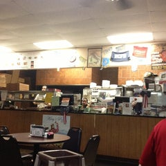 Photo taken at King's Pizza by Jayme L. on 6/29/2013