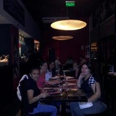 Photo taken at Sipan Cocina Peruana by Adriana M. on 2/5/2013