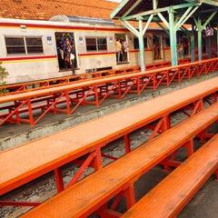 Photo taken at Tebet by San S. on 8/25/2014