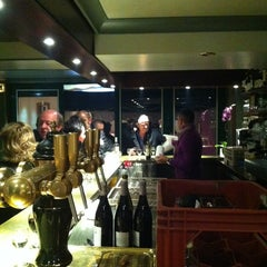 Photo taken at Le Cafe De La Paix by Laurent R. on 1/9/2013