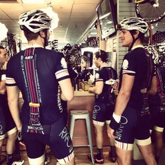 Photo taken at Piermont Bicycle Connection by Team Sixcycle R. on 9/30/2012