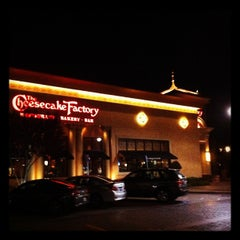 Photo taken at The Cheesecake Factory by Steve M. on 10/1/2012