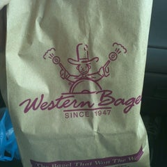 Photo taken at Western Bagel by Pamela B. on 5/19/2013