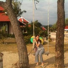 Photo taken at Sirarun resort by Bumble on 12/30/2012