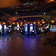 Photo taken at Casino of the Earth by Akay P. on 12/25/2015