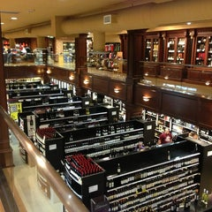 Photo taken at Wine Library by Michael H. on 7/27/2013