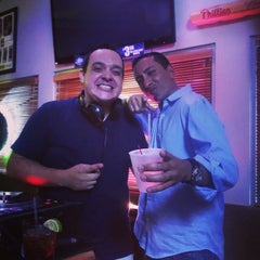 Photo taken at Pat's Pizza Family Restaurant/MVP Sports Lounge by DJ BIS on 6/27/2014