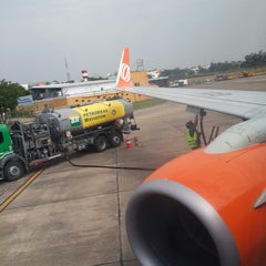 Photo taken at Gol Linhas Aéreas by Marce R. on 10/13/2014