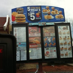 Photo taken at McDonalds by Olga F. on 1/14/2013