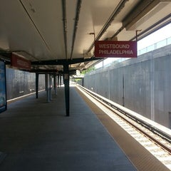 Photo taken at PATCO: Haddonfield Station by Chris on 5/26/2013